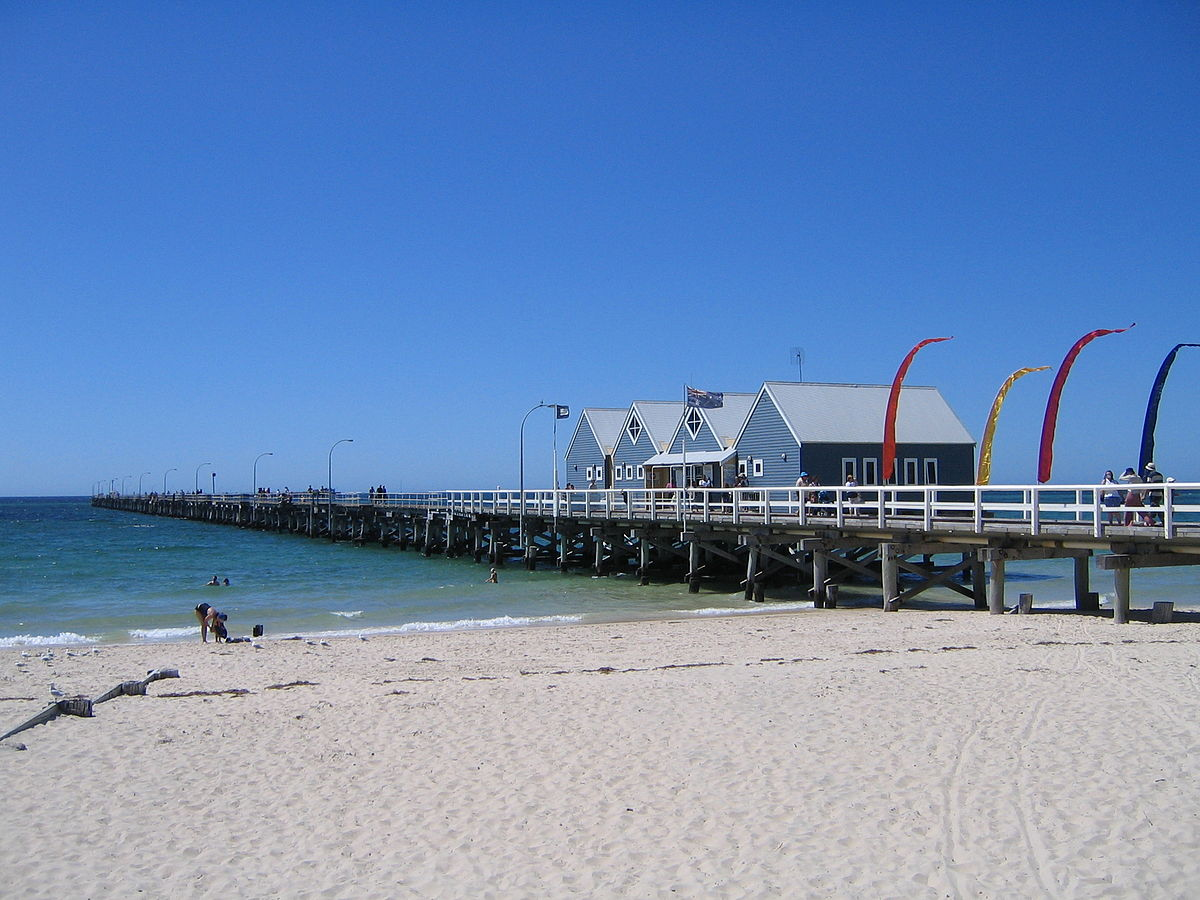 Buying a business in Busselton featuring the iconic Busselton Pier