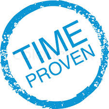 Time proven icon