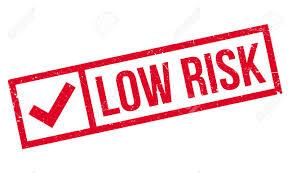 Minimum Risk = Low Risk